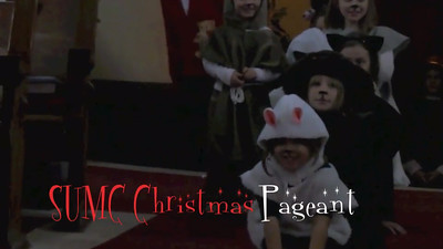 SUMC Christmas Pageant 2009 - Large