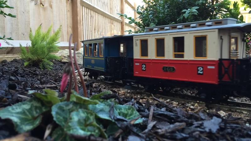 Little Woodside Meadow Railway 2
