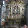 Organ playing in the Church of Saint Mark