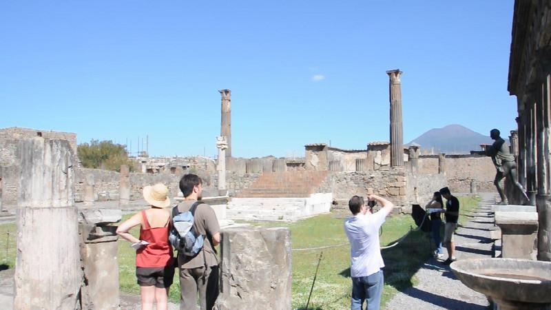 Tempio di Apollo<br /> Temple of Apollo