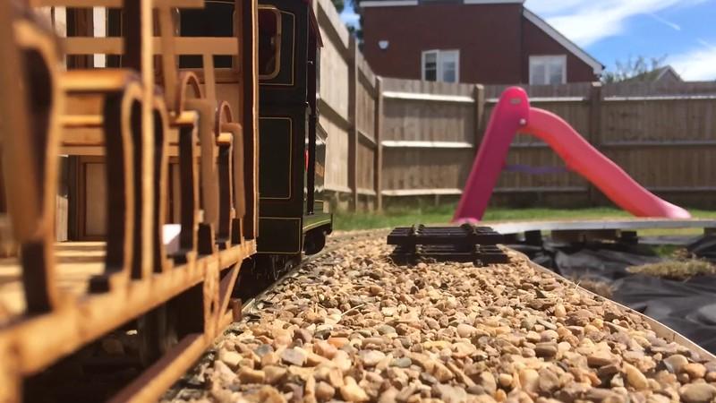 Little Woodside Meadow Railway 1