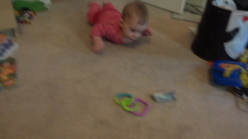 We have a crawler!
