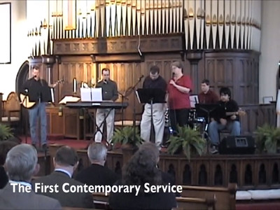 Contemporary Service - Large