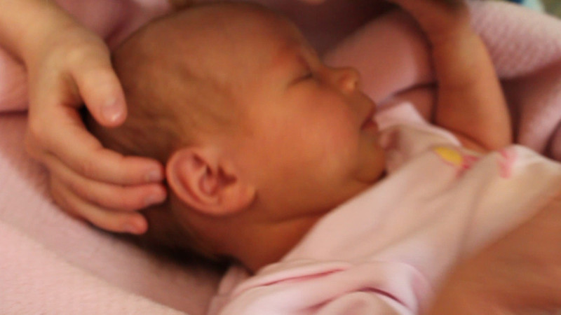 Melita 2 weeks old