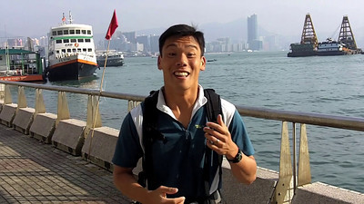 Come join me as I show you around the exciting city of Hong Kong!