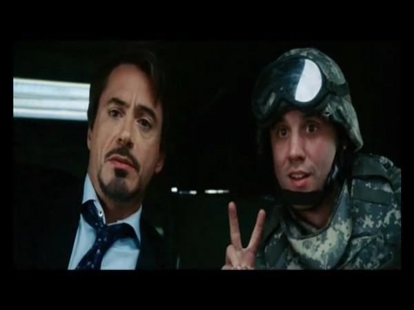 Fandom: Iron Man<br /> Song: My Shit's Fucked Up by Warren Zevon