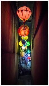Lantern Shop, Saigon, Vietnam.