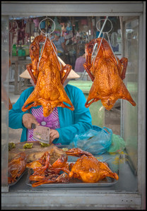 Fowl, Sa Dec, Vietnam.