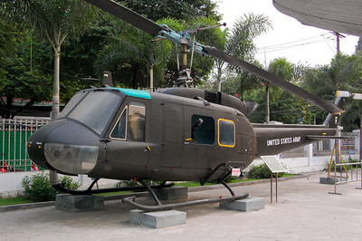 The iconic Huey.