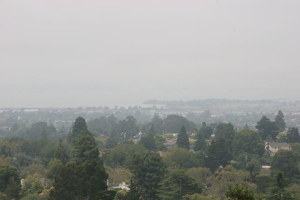 View From Indian Rock (Berkeley)