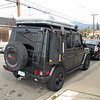 Karl's decked out G-Wagon's sexy behind.