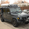 Karl's decked out G-Wagon.