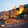 Portovenere, which is 2.2 km from our home. Here are 3 pics.