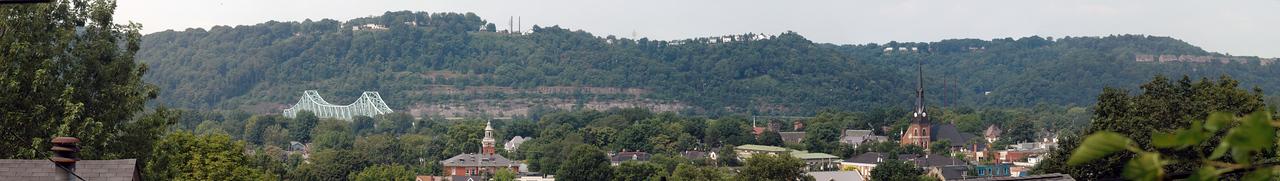 Village Church Panorama
