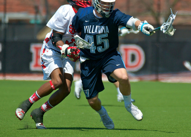 Villanova vs Rutgers 15-11 Apr12 2014 @ Rutgers   76317