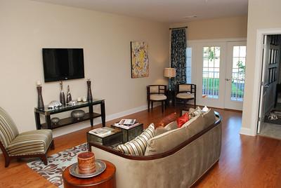 Chardonnay living room.