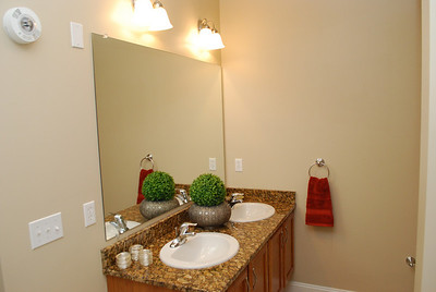 Second view of master bath.