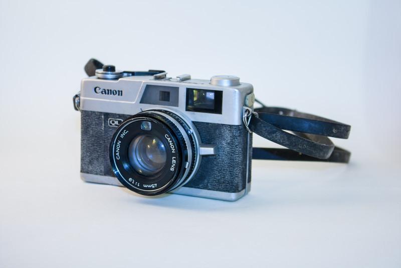 Canonet QL19 Canonet QL19