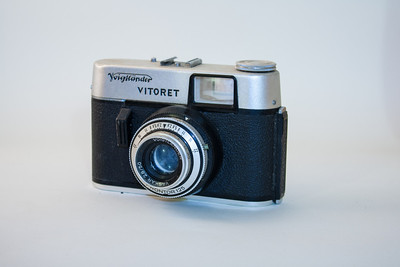 Voigtlander Vitoret The German made Voigtlander Vitoret was introduced in 1963, shortly before Voigtlander was taken over by Zeiss Ikon. The Vitoret was manufactured until the early 1970s when Voigtlander was sold on to Rollei.