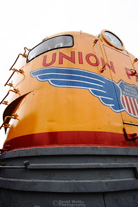 U.P. - Illinois Railway Museum