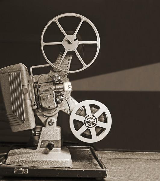 8mm Projector Spools