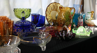 Glass wares!