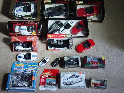 1996 Viper RT/10 models.