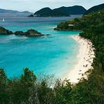 Turtle Bay Beach – St Johns, U.S. Virgin Islands – Photo