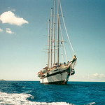 Windjammer Barefoot Cruise's SV Legacy – US Virgin Islands – Daily Photo