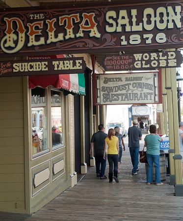 Virginia City, Nevada - The Big Bonanza