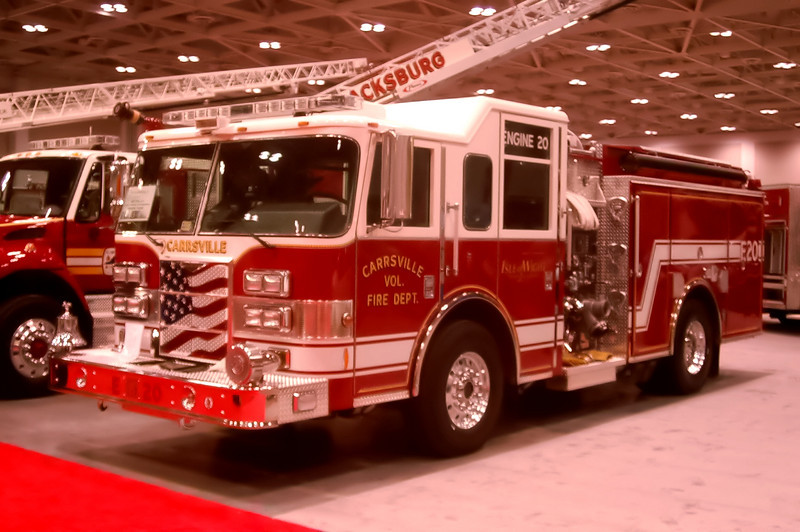 Carrsville VFD - Isle of Wight County, VA<br /> <br /> 2007 Pierce Custom Contender