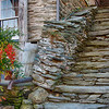 Stone stairs, Harpers Ferry