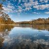 Shenendoah River reflection