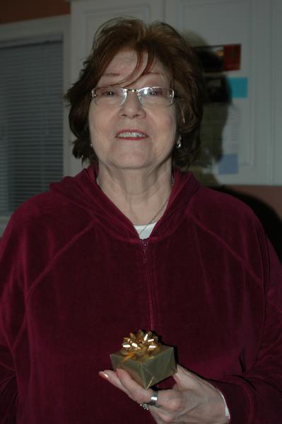 Grandma Jinny's 50th Wedding Anniversary gift from us