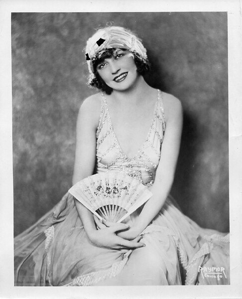 "Marie Saxon in ""The Battling Butler"" 1923"