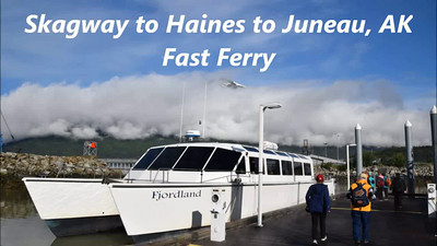 You can visit Juneau while in Skagway