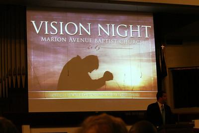 Vision Night 2013