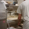 The bertuetti roll line is efficient and produces a high quality roll or ciabatta.