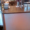 The to go pass through at one of the busy stores. Everyone has a la Marzocco and everyone knows how to use it very well