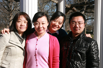 Visiting Chinese Scholars