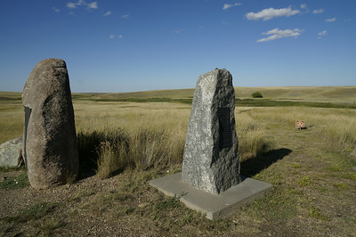 A 1.5 mile trail with markers of significant locations within the battleground where the Nez Perce fought their last battle before their Chief Joseph nobly surrendered.