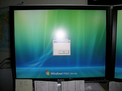 Vista + Dell = Dead
