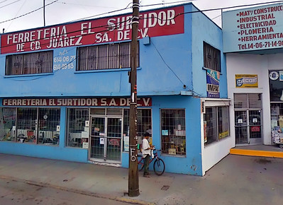Juarez hardware store