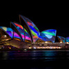 Vivid Sydney 2011,<br /> From Dawes Point.