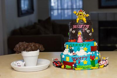 Mario Cake print-101