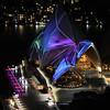 Vivid Sydney, 2011. From InterContinental Sydney.