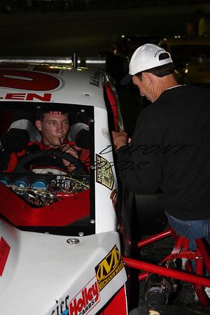 Vivieros Insurance 100 Seekonk Speedway 7/16/08