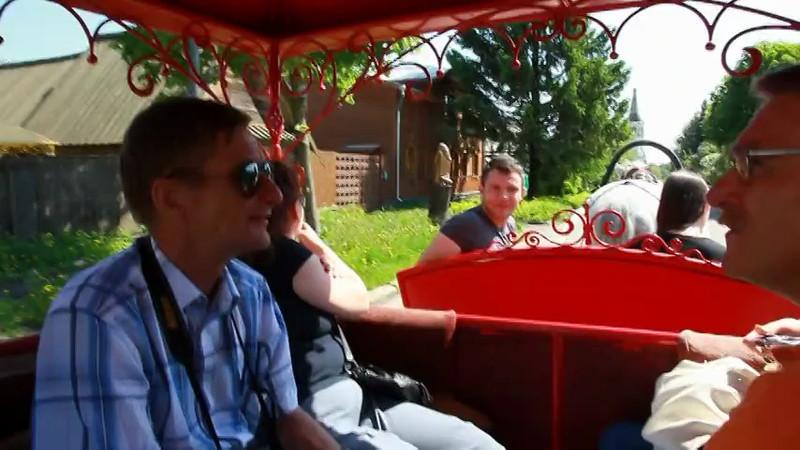Экскурсовод в Суздали: о лошади и 9 тоннах на разрыв