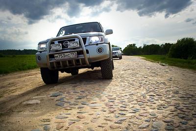 Короткая дорога Суздаль-Шуя