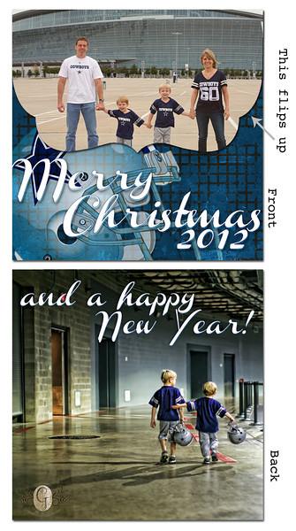 Vogler Christmas 2012